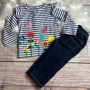 Carters 12m Outfit Bundle